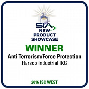 Harsco's GrateGuard™ High-Security Fencing Named Top New Product for Anti-Terrorism / Force Protection